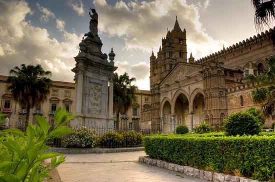 Cattedrale - Palermo (1662 clic)