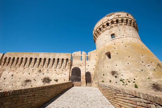 Il Castello di Acquaviva Picena (750 clic)