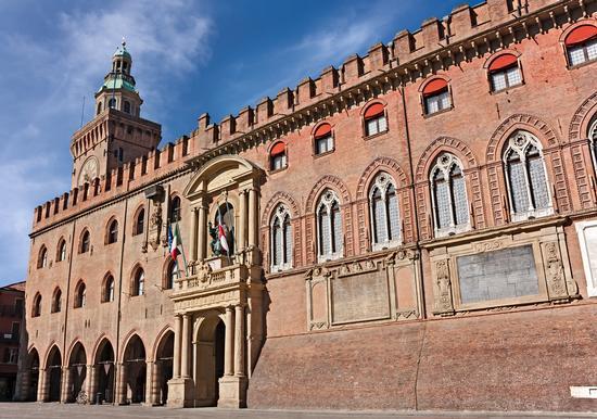 Palazzo Comunale - Bologna (1619 clic)