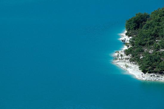 Lago di Fiastra (647 clic)