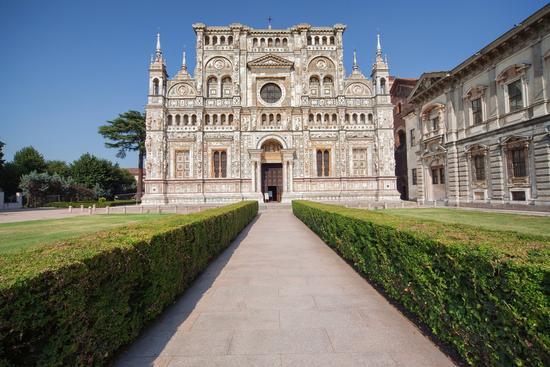 Certosa di Pavia - CERTOSA DI PAVIA - inserita il 23-Jun-14
