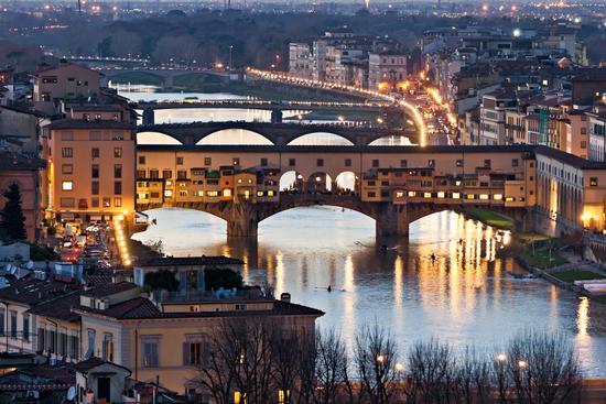 Ponte Vecchio - Firenze (5514 clic)
