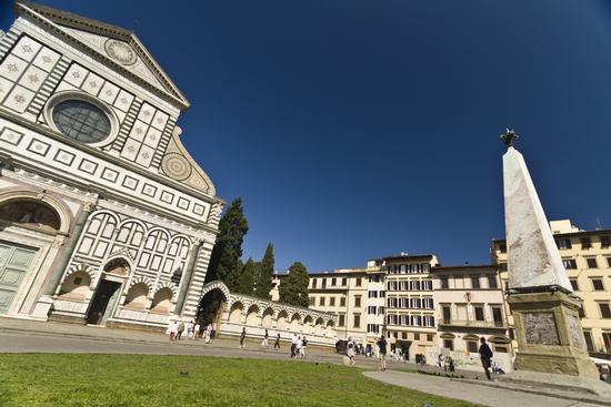 Santa Maria Novella, Firenze (8107 clic)