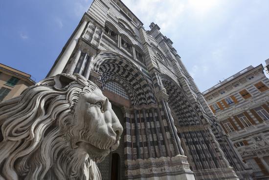 Cattedrale di San Lorenzo, Genova (2950 clic)