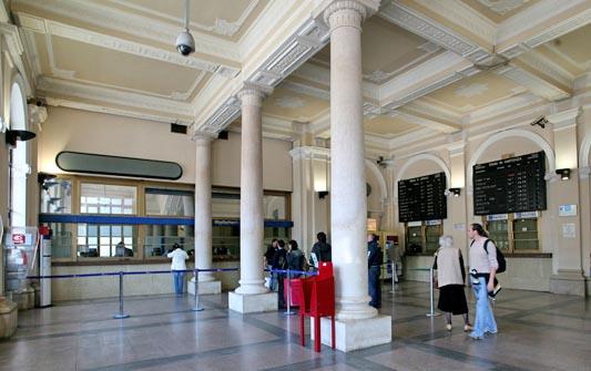 Stazione Bari Centrale (1374 clic)