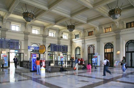 Stazione Bologna Centrale (2150 clic)