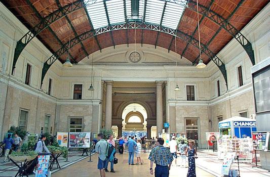 Stazione Genova Piazza Principe (1750 clic)