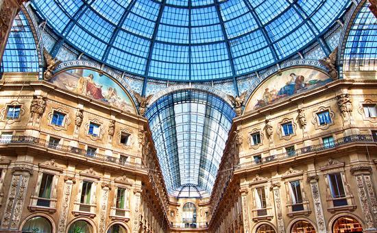 Galleria Vittorio Emanuele II - Milano (2517 clic)