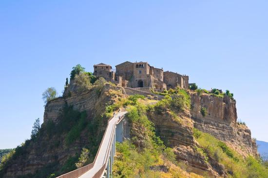 Civita di Bagnoregio (1230 clic)