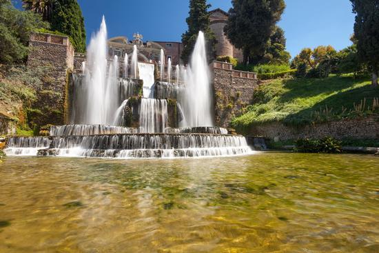 Villa d'Este - Tivoli (1031 clic)