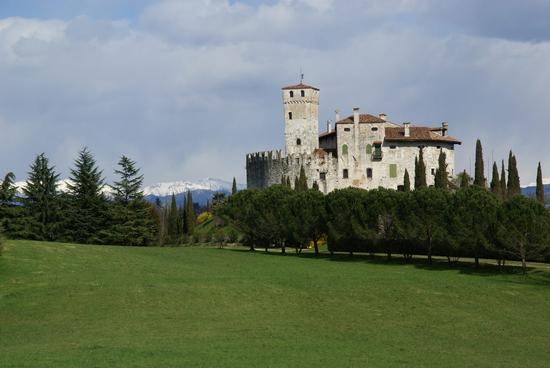 Castello di Villalta - Fagagna (1005 clic)