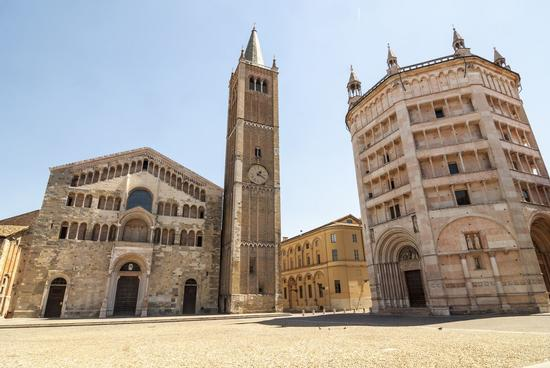 Duomo di Parma (895 clic)