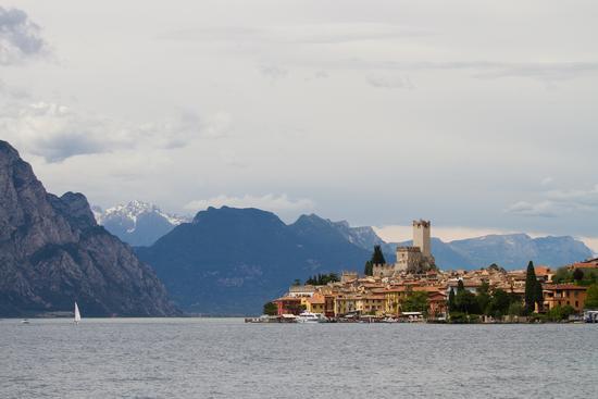 Lago di Garda, Malcesine (771 clic)