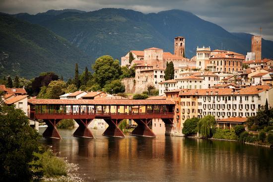 Ponte degli Alpini - Bassano del Grappa (1162 clic)