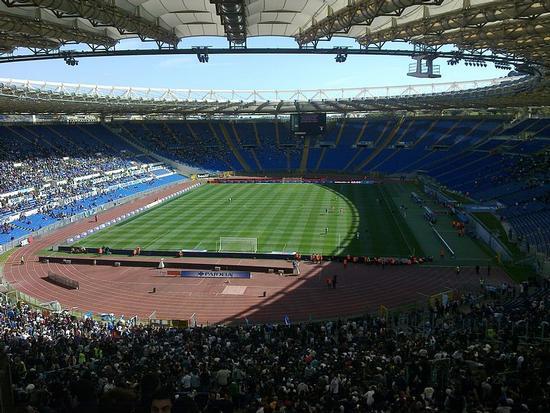 Stadio Olimpico - ROMA - inserita il 05-Apr-13