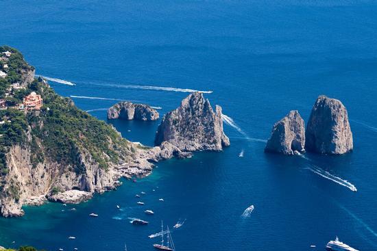 I Faraglioni di Capri (1038 clic)