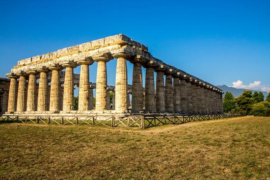 Il Tempio di Era - Capaccio-paestum (992 clic)