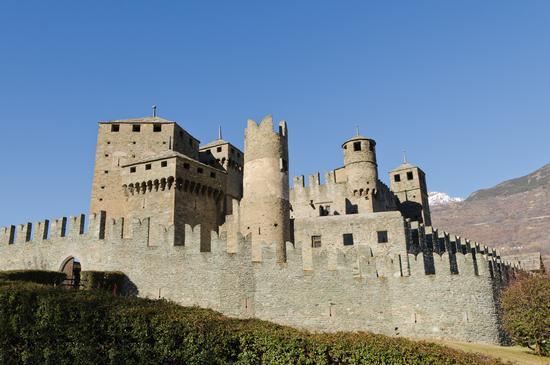 Castello di Fenis (1325 clic)