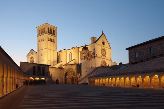 Basilica di San Francesco, Assisi (3833 clic)