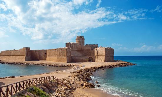 Le Castella - Isola di capo rizzuto (2397 clic)