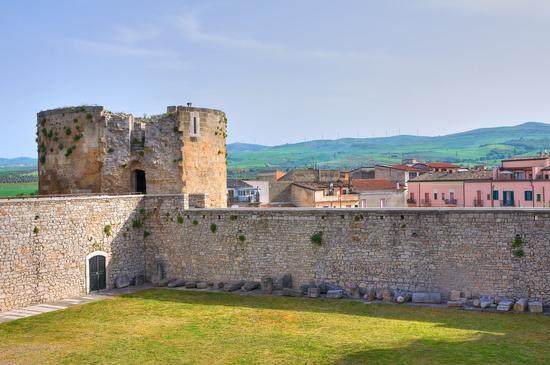Castello di Venosa (1245 clic)