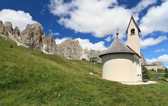 Passo Gardena - Selva di val gardena (965 clic)