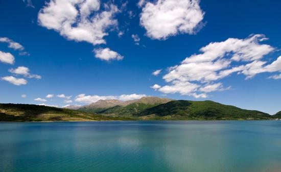 Lago di Campotosto (1157 clic)