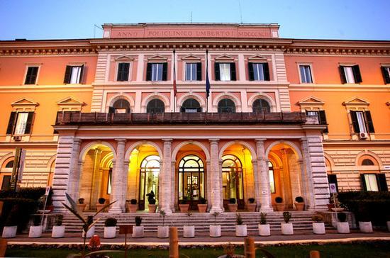 Policlinico Umberto I - Roma (1714 clic)