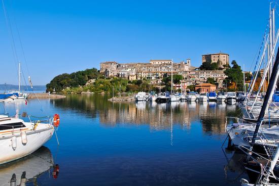 Lago di Bolsena (892 clic)