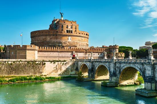 Castel Sant'Angelo - ROMA - inserita il 09-Jan-14