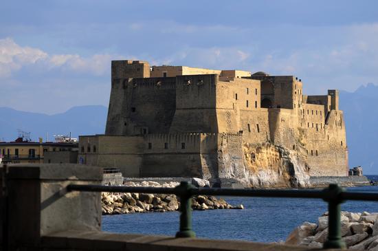Castel dell'Ovo | NAPOLI | Fotografia di AA VV - Immagini Repertorio