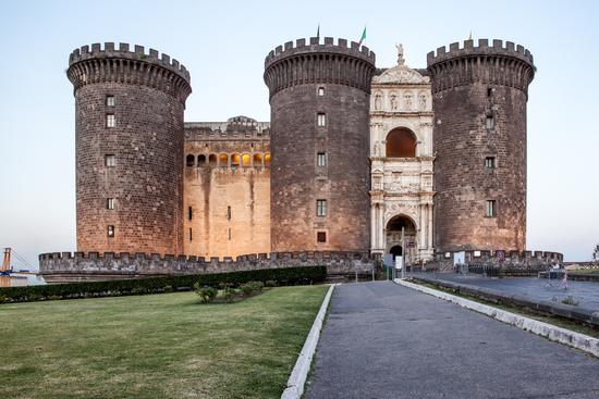 Castello Maschio Angioino - Napoli (1418 clic)