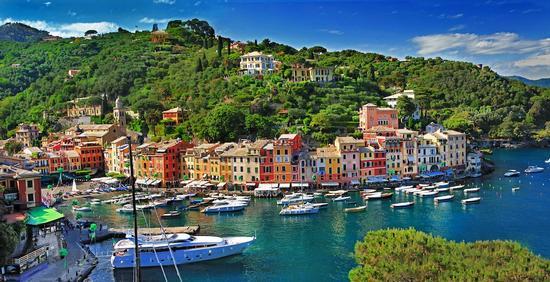 Vista di Portofino (1683 clic)