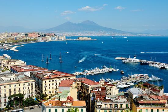 Panorama - Napoli | NAPOLI | Fotografia di AA VV - Immagini Repertorio