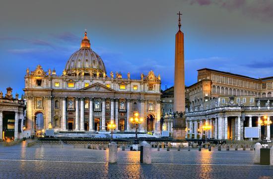 Basilica di San Pietro - Roma (4949 clic)