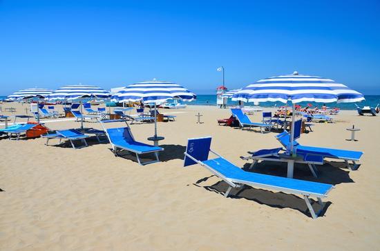 Spiaggia di Rimini (1274 clic)