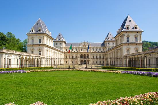 Castello del Valentino, Torino (764 clic)