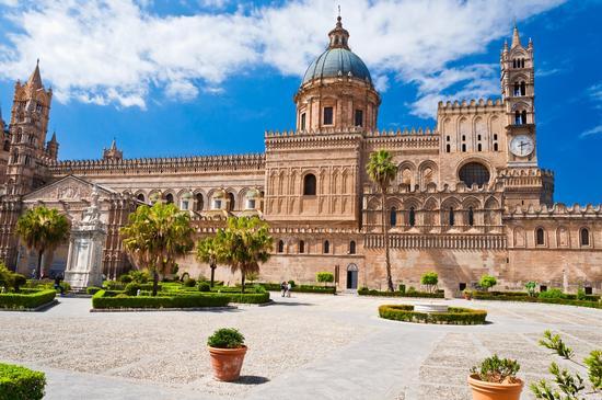 Cattedrale - Palermo (1916 clic)