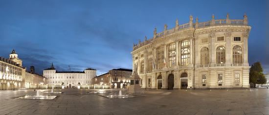 Piazza Castello, Torino - TORINO - inserita il 09-Jan-14