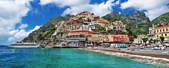 Positano, Costiera Amalfitana (2634 clic)