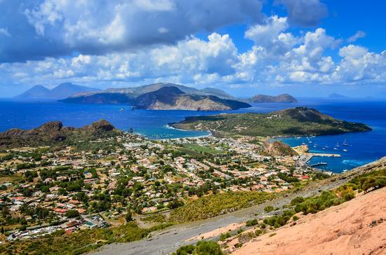 Isola di Lipari (1195 clic)