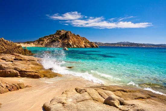 Spargi - Arcipelago de La Maddalena - LA MADDALENA - inserita il 23-Jun-14