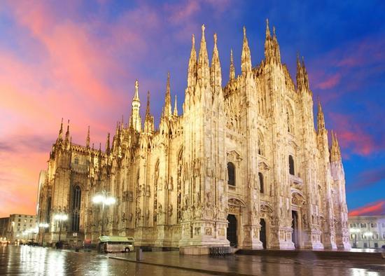 Duomo di Milano (2975 clic)