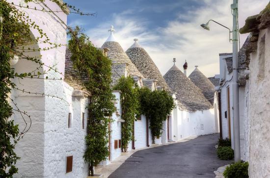 Trulli di Alberobello (932 clic)