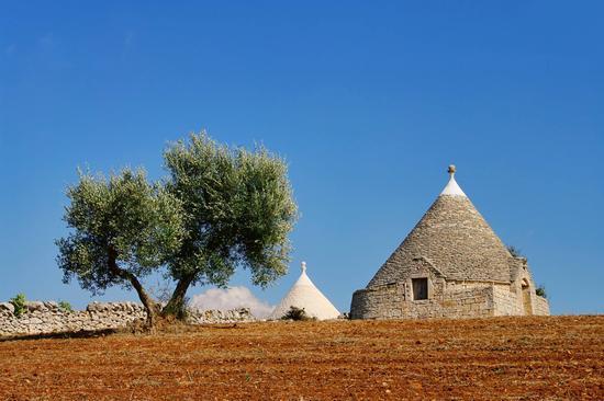 Trulli - Alberobello (771 clic)