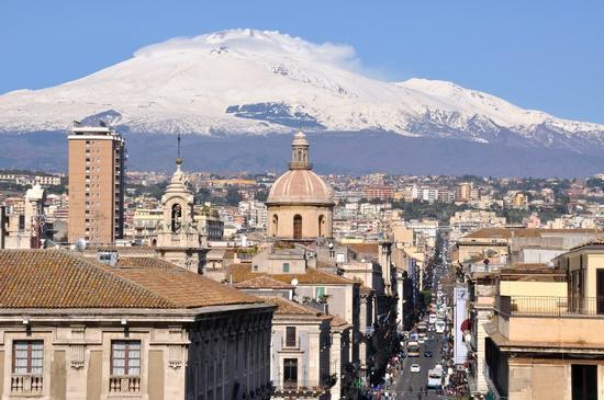 veduta via etnea - Catania (1272 clic)