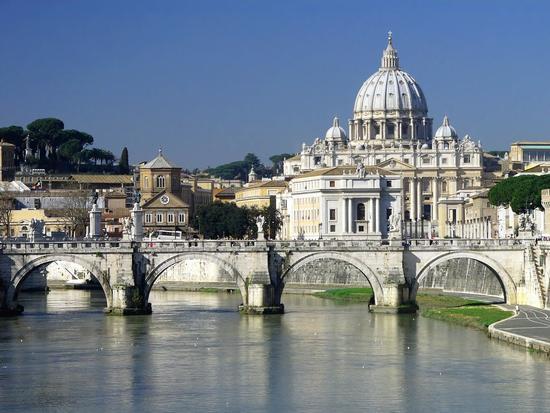 Basilica di San Pietro - Roma (1188 clic)