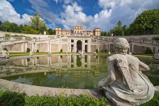Villa della Regina di Torino - TORINO - inserita il 23-Jun-14