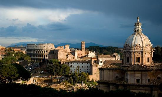 Panorama di Firenze - Roma (854 clic)