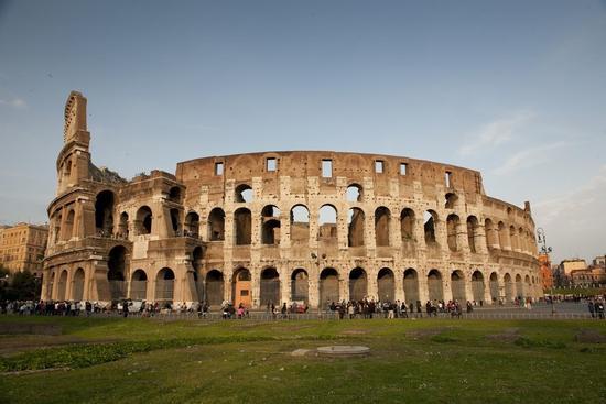 Il Colosseo - Roma (924 clic)